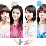 She'z (シーズ) 「The Song The Wind Sings (바람이 불러주는 노래)」