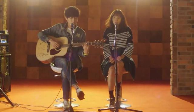 B1A4 ジニョン&ミン・ヒョリン