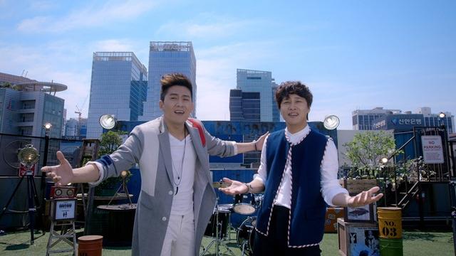 ホンチャ(チャ・テヒョン&ホン・ギョンミン) - 頑張れソング