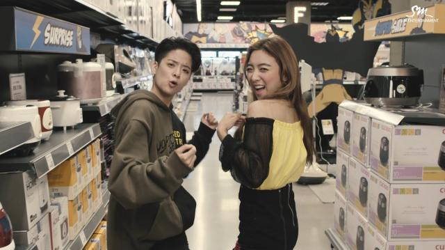 R3hab f(x) Amber&Luna - Wave