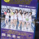 AOA アルバム『RUNWAY』発売記念イベント@ラゾーナ川崎
