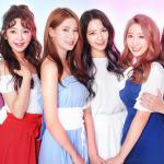 新人ガールズグループS2(エスツー) 「Honeya」でデビュー!