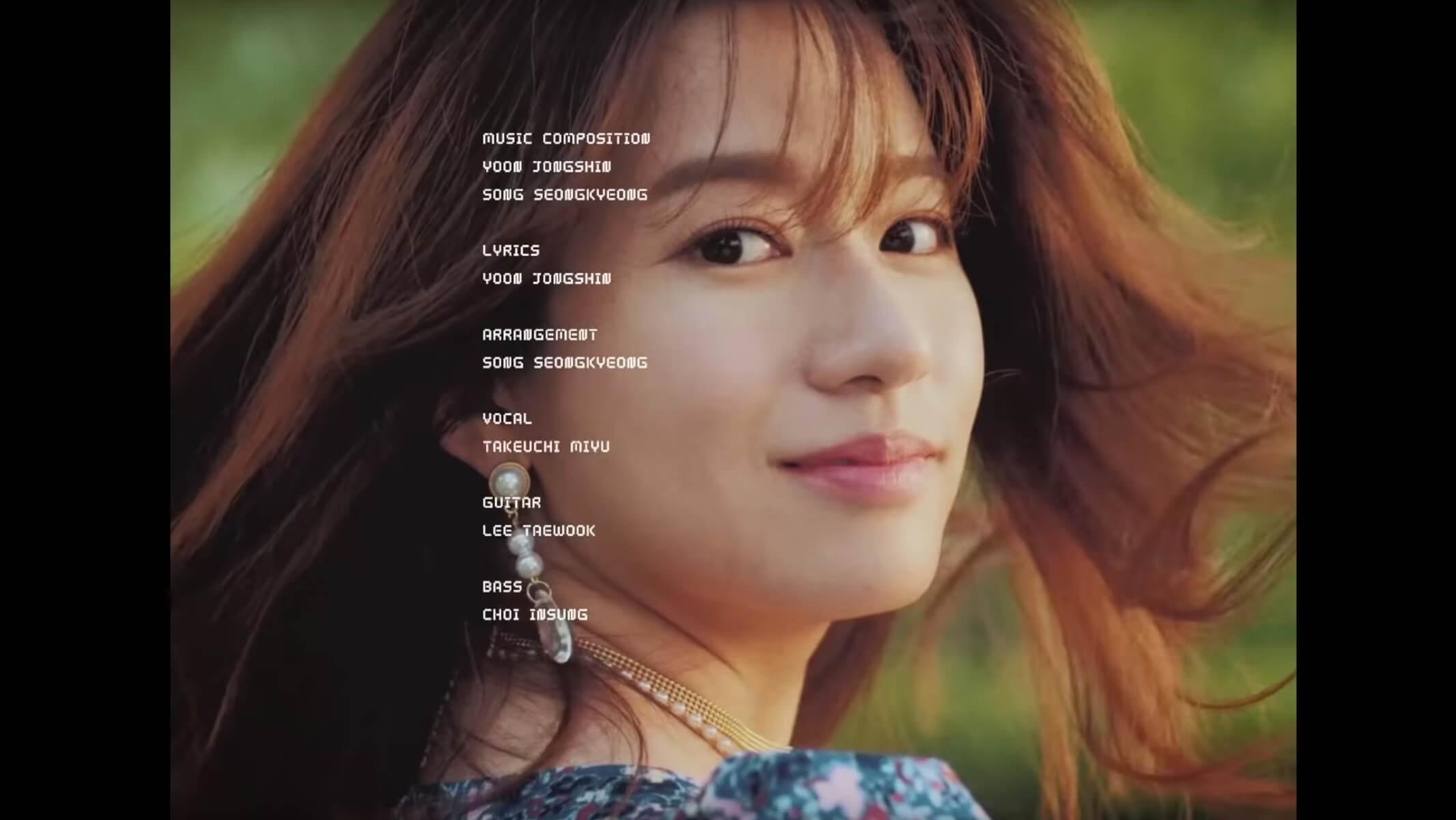 元AKB48竹内美宥 「私のタイプ」月刊ユン・ジョンシン10月号でデビュー ...